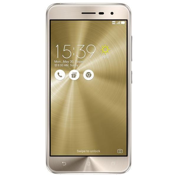 ASUS ZenFone 3 ZE520KL 1G023WW SIM doble 4G 64GB Oro