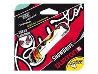 Action Sport Snowdrive Burton - Unidad Flash Usb - 4 Gb