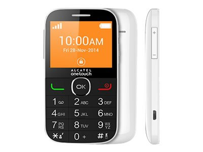 Alcatel One Touch 20 04C blanco