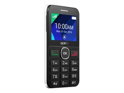 Ver Alcatel One Touch 2008G NEGRO BLANCO
