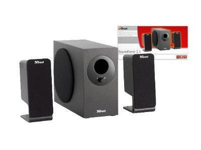 Altavoces Trust Soundforce 2 1