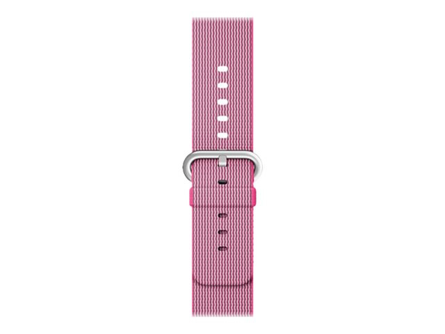 Ver Apple 38mm Woven Nylon Band ROSA