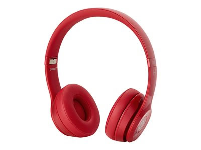 Ver Apple Beats Solo2 Rojo Bluetooth