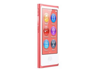 Apple Ipod Nano 16gb - Rosa Md475ql