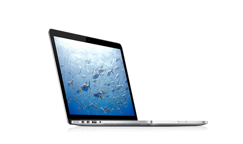 Apple Macbook Pro With Retina Display Ci5 26ghz Me866y