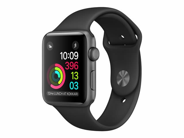 Ver Apple Watch Series 1 GRIS