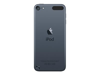 Apple Ipod Touch 64gb - Negro Y Grafito