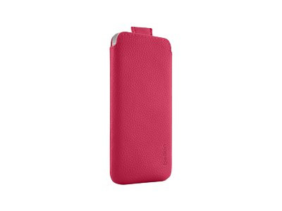 Belkin Funda Piel  For Iphone 5 Rosa