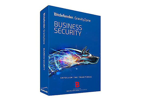 Ver BITDEFENDER GRAVITYZONE BUSINESS SECURITY 3Y R 50