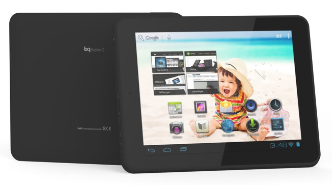 Bq Tablet Kepler 2 8gb 8  1gb Hdmi