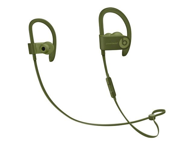 Ver Beats Powerbeats3 Neighborhood Collection VERDE