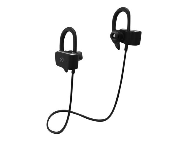 CELLY AURICULAR DEPORTIVO BLUETOOTH NEGRO