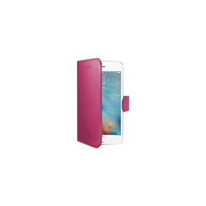 Ver CELLY FUNDA LIBRO IPHONE 7 ROSA WALLY