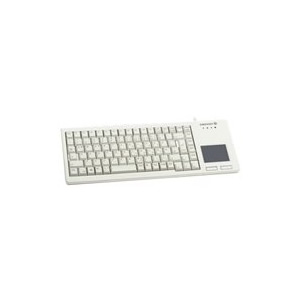 Ver CHERRY TECLADO CABLE XS TOUCHPAD BLANCO