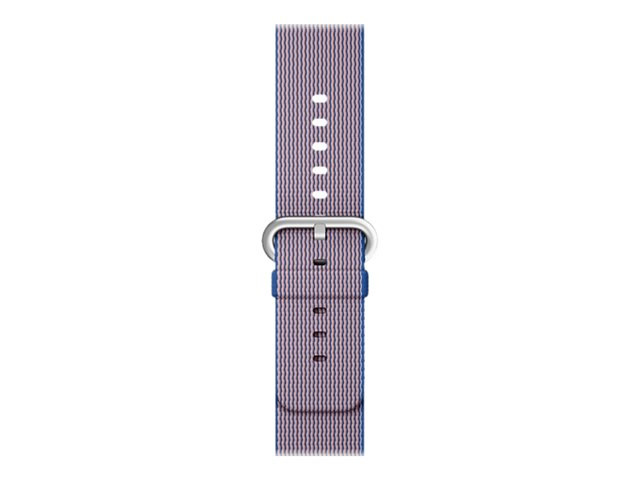 Ver Apple 38mm Woven Nylon Band AZUL REAL