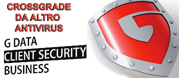 Ver CROSSGRADE G DATA CLIENT SECURITY BUSINESS