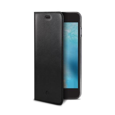 Ver Celly AIRPELLE801BK 55 Folio Negro funda para telefono movil