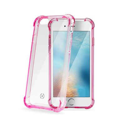 Ver Celly ARMOR800PK 47 Protectora Rosa Transparente funda para telefono movil