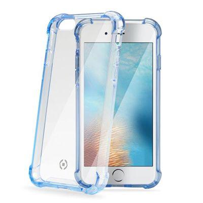 Ver Celly ARMOR801LB 55 Protectora Azul Transparente funda para telefono movil