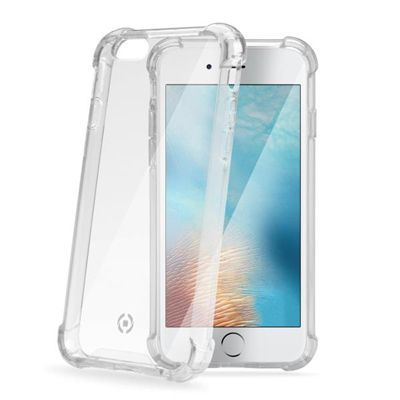 Ver Celly ARMOR801WH 55 Protectora Transparente Color blanco funda para telefono movil