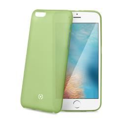 Celly FROST801GN 55 Protectora Verde funda para telefono movil