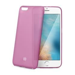 Celly Frost801pk 55 Protectora Rosa Funda Para Telefono Movil