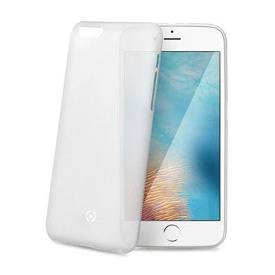 Celly FROST801WH 55 Protectora Color blanco funda para telefono movil