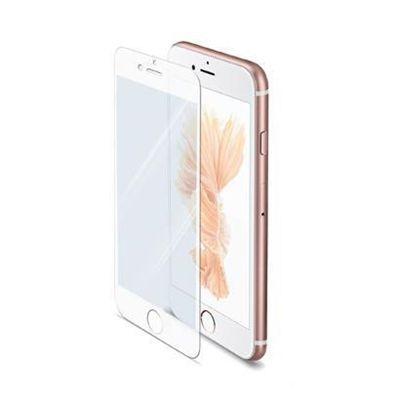 Celly GLASS801WH Transparente iPhone 7 Plus protector de pantalla