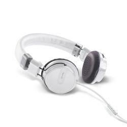 Ver Celly HIPHOPWH Binaurale Diadema Color blanco auricular con microfono