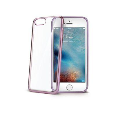 Celly LASER800RG 47 Protectora Pink gold funda para telefono movil