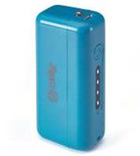 Celly PB2200FLUOLB bateria externa