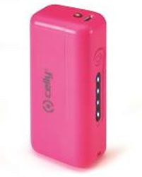 Celly PB2200FLUOPK bateria externa