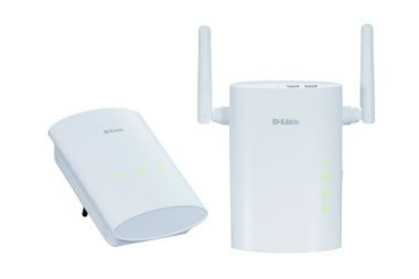 D-link Powerline Av Wireless N Extender Dhp-w306av