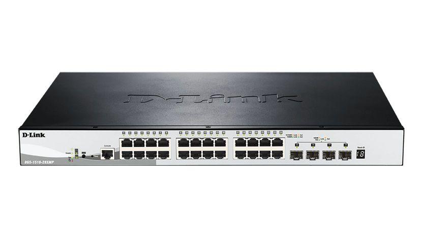 D Link DGS 1510 28XMP Gestionado L2