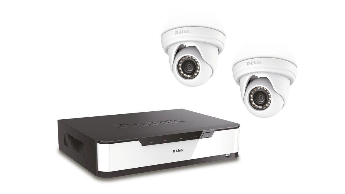 D Link DNR16 4802 2 kit de videovigilancia