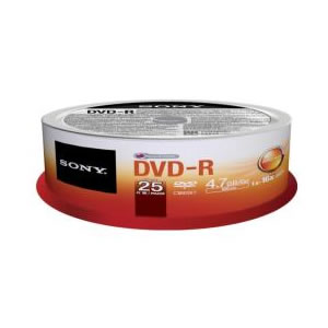 Ver Dvd R Sony 25DMR47SP AccuCORE
