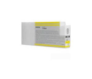 Ver EPSON CARTUCHO AMARILLO 350 ML SP 7700