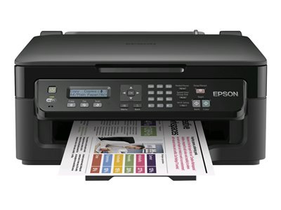 Ver EPSON MULTIFUNCION INKJET COLOR WF-2510WF