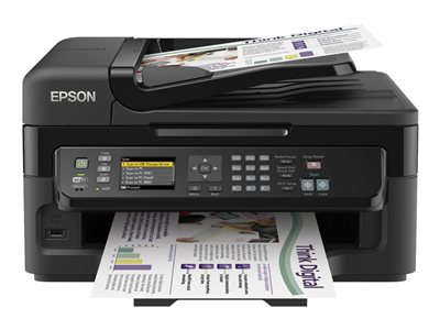 Epson Multifuncion Workforce Wf-2540wf