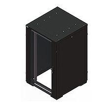 Eaton REB27808SPBE Rack o bastidor independiente Negro estante