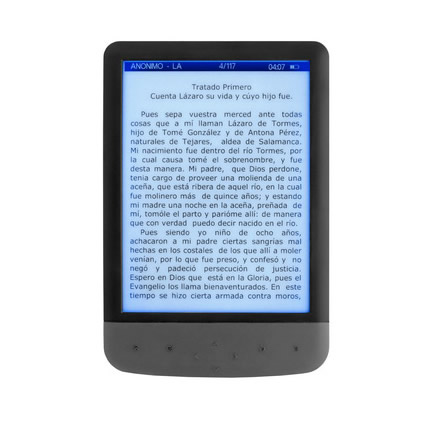 Ebook Woxter Paperlight 300 Panel Glowlight