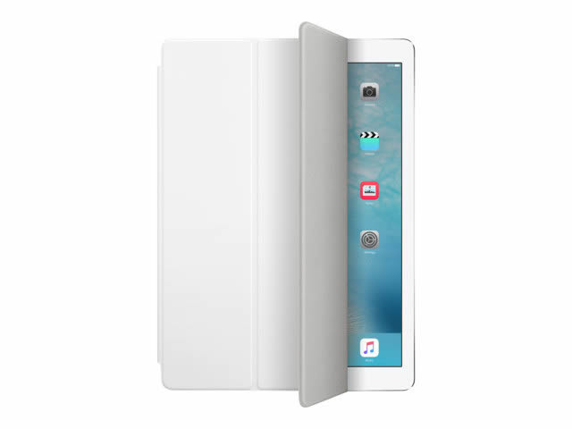 Ver FUNDA SMART COVER IPAD PRO 12 9  BLANCA
