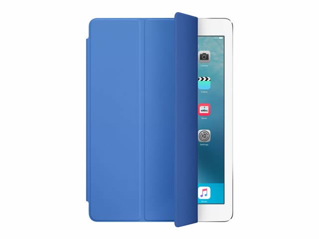 Ver FUNDA SMART COVER IPAD PRO 9 7  AZUL REAL