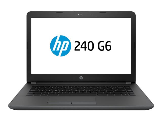 HP 240 G6 6MR10EA NEGRO