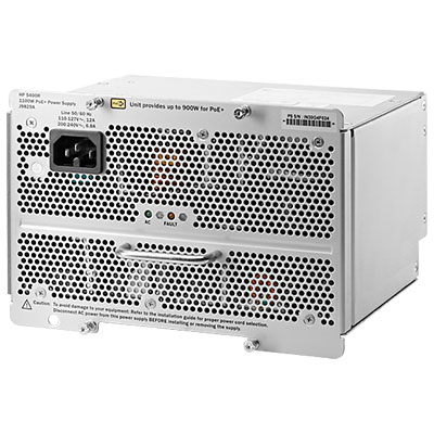 Ver HP 5400R 1100W PoE  zl2 Power Supply