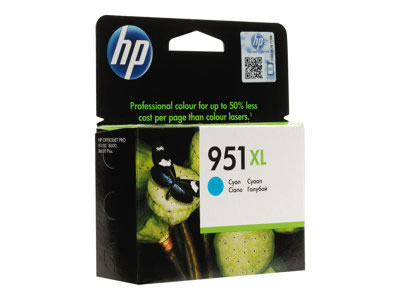 Ver HP 951XL Cian