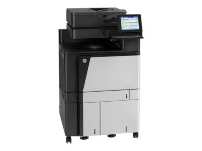 Hp Color Laserjet Enterprise Flow Mfp M880z Plus