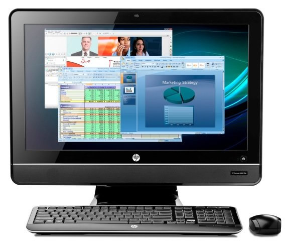 Hp Compaq All-in-one 8200 Elite