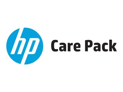 Ver HP Foundation Care Next Business Day Exchange Service U3MP0E