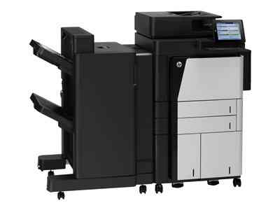 Hp Laserjet Enterprise Flow Mfp M830z Nfc